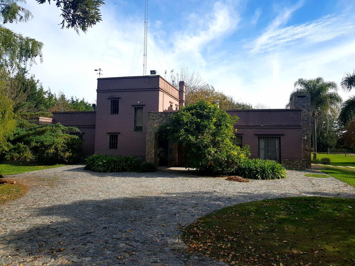 Foto Casa en Venta en  Capilla Del Señor,  Exaltacion De La Cruz  Bº Martin Fierro (3.750 mts2 de lote)
