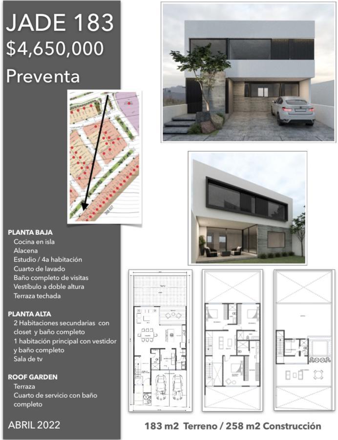 Foto Casa en Venta en  Fraccionamiento Zibatá,  El Marqués  PREVENTA CASA CONDOMINIO JADE FRACC. CLUB DE GOLF ZIBATA QRO. MEX.