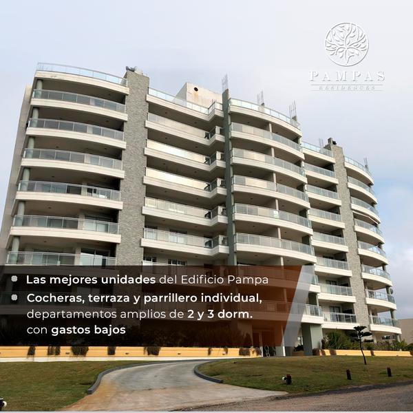 Foto Departamento en Venta en  Playa Brava,  Punta del Este  A ESTRENAR EN 2021 Piso 8 y 9 con vista y parrilla propia