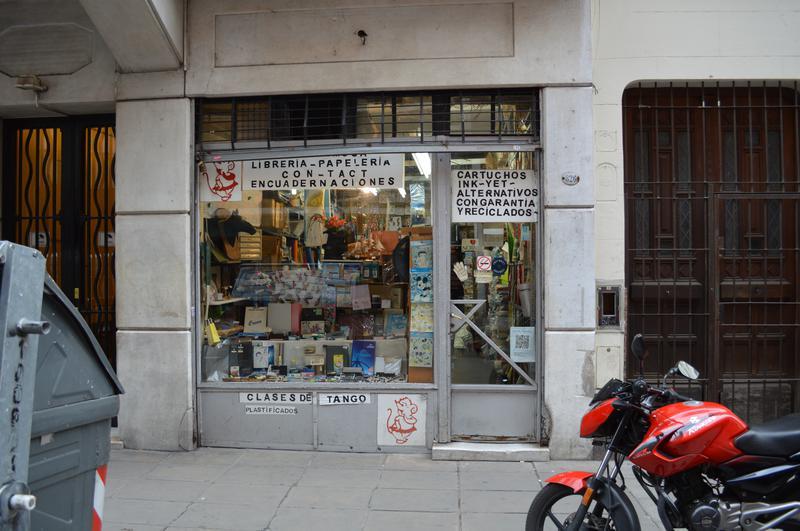 Foto Fondo de Comercio en Alquiler en  Tribunales,  Centro (Capital Federal)  Uruguay al 800