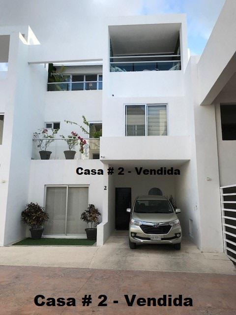 Foto Casa en condominio en Venta en  Zona Hotelera Sur,  Cozumel  Baru Casa # 2 -VENDIDA!!! Costera Sur Km 2.580