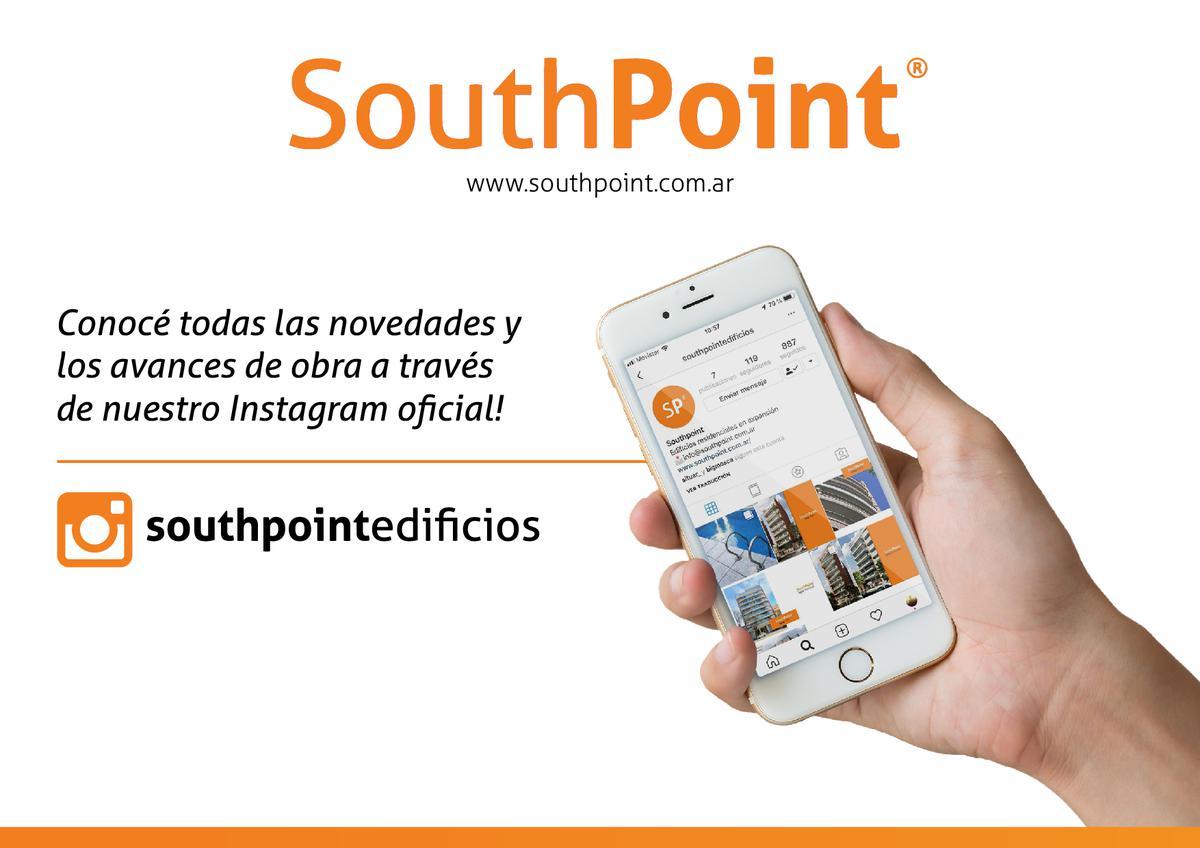 Foto Departamento en Venta en  San Telmo ,  Capital Federal  Southpoint Mexico 880 - Unidad 405 - San Telmo