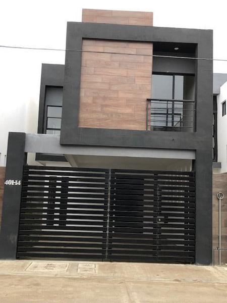 Foto Casa en Venta en  Del Bosque,  Tampico  CASAS NUEVAS INDEPENDIENTES CON PATIO COL. DEL BOSQUE