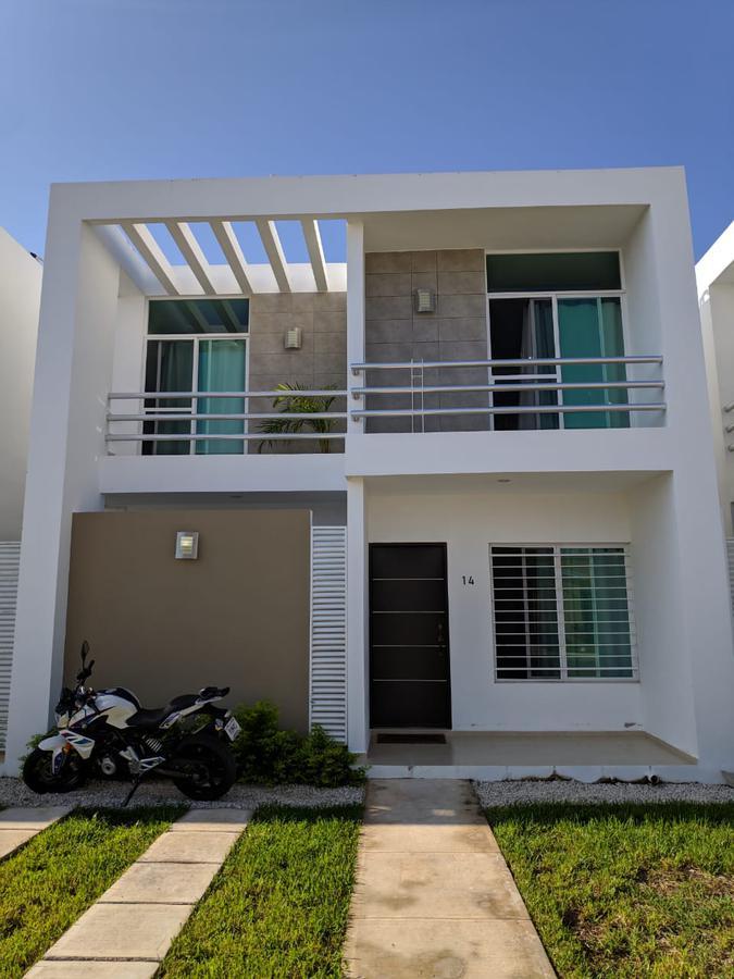 Foto Casa en condominio en Renta en  Santa Fe,  Cancún  Santa Fe