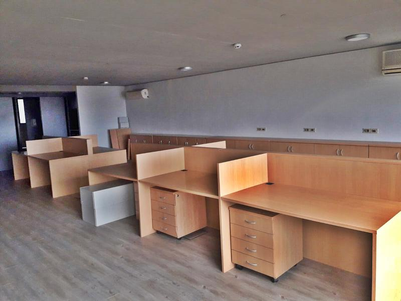 Foto Oficina en Venta en  Punta Carretas ,  Montevideo  Oficinas en un lugar  privilegiado, Call center, inversores