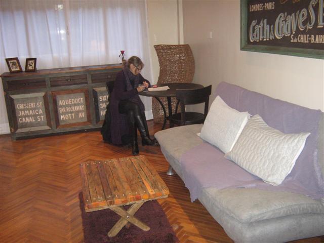 Foto Departamento en Alquiler temporario en  Recoleta ,  Capital Federal  Rodriguez Peña 1200