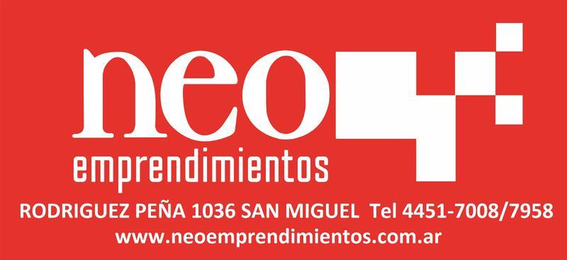 Foto Departamento en Venta en  Muñiz,  San Miguel  SAN JOSE AL 1800 - 2 AMBIENTES PLANTA ALTA CON COCHERA - COMPLEJO SAN JOSE 1831
