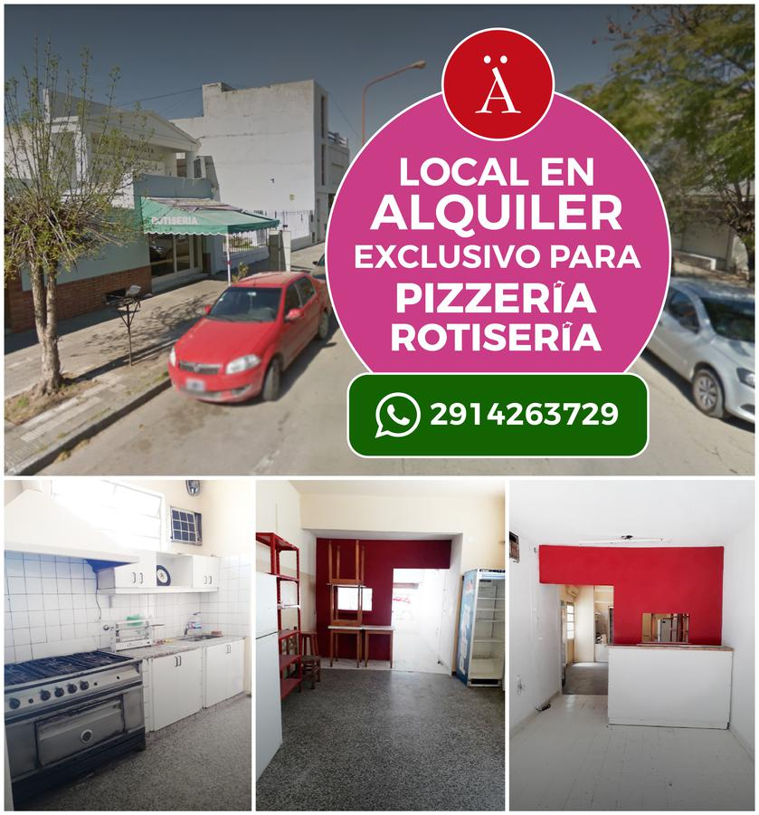 Foto Local en Alquiler en  Bahia Blanca ,  Interior Buenos Aires  Patricios al 300