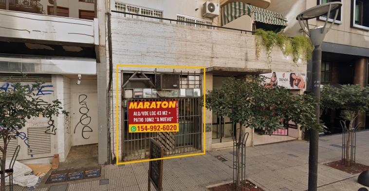 Foto Local en Alquiler | Venta en  Microcentro,  Centro (Capital Federal)  Maipú al 900