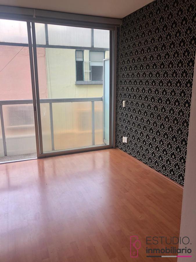 Foto Departamento en Renta en  Roma Norte,  Cuauhtémoc  DEPARTAMENTO EN RENTA ROMA NORTE.dos pisos, balcones.