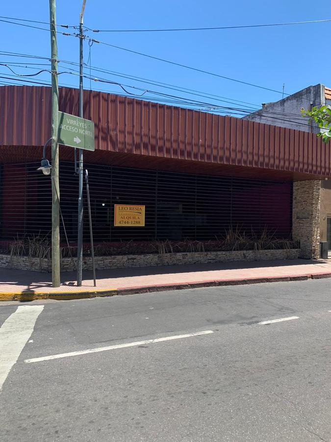 Foto Depósito en Alquiler en  San Fernando,  San Fernando  Henry Dunant al 1100