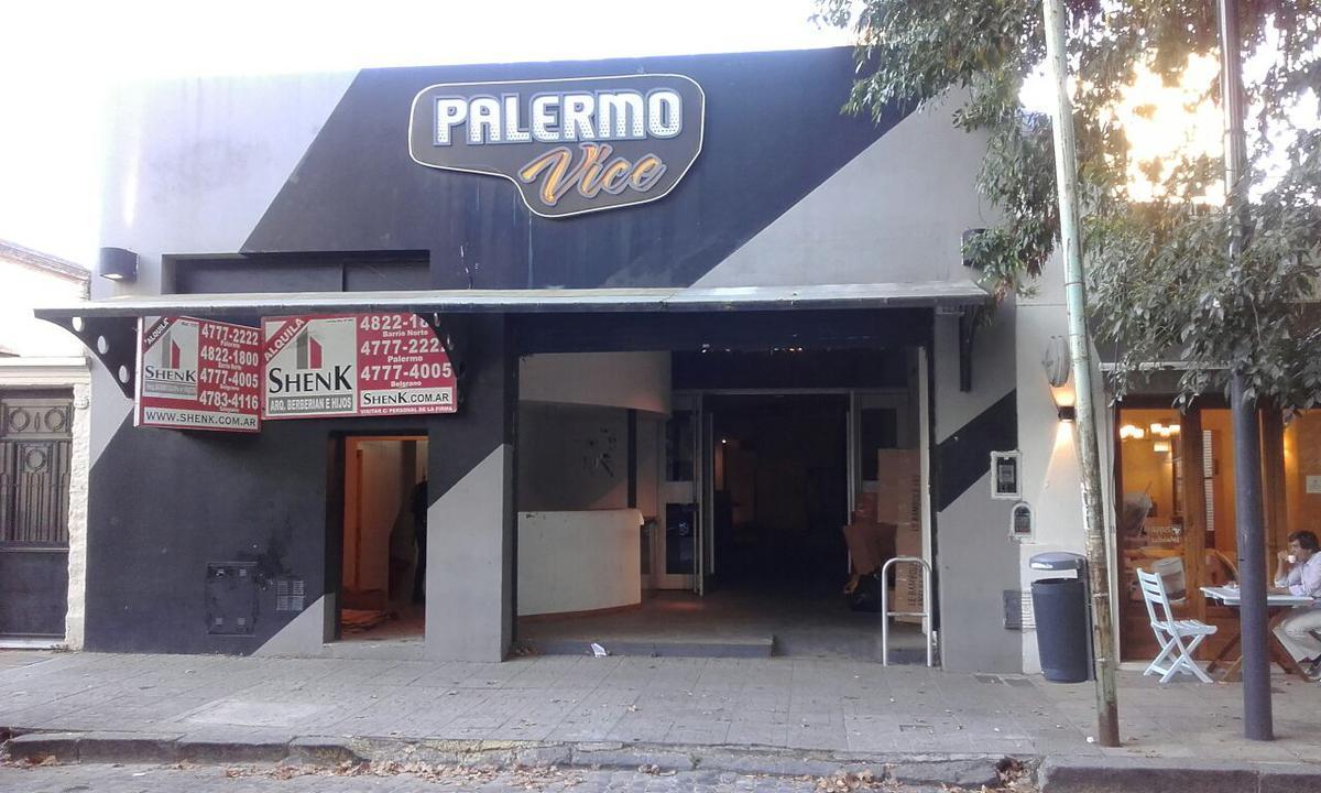 Foto Local en Alquiler en  Palermo ,  Capital Federal  EL SALVADOR 5700