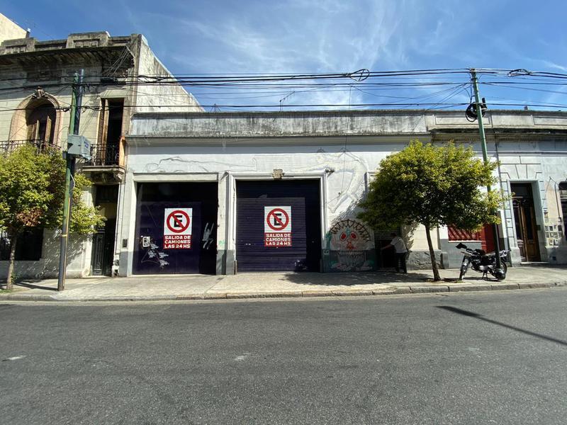 Foto Depósito en Alquiler   Venta en  Balvanera ,  Capital Federal  SARMIENTO al 3100