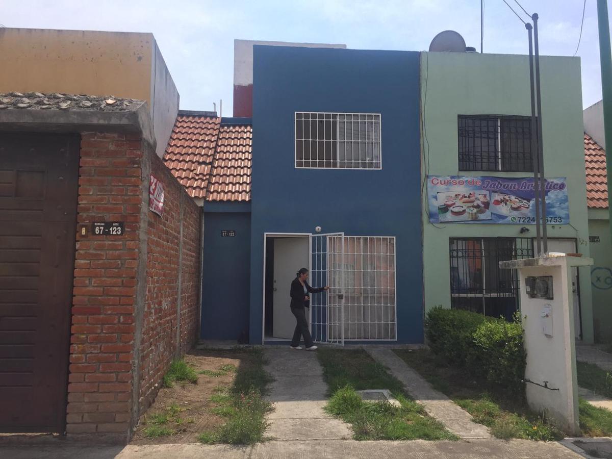 Foto Casa en Venta en  Ex Rancho San Dimas,  San Antonio la Isla  CASA EN VENTA  SAN JUAN CRISOSTOMO MZ.67 LT al 100