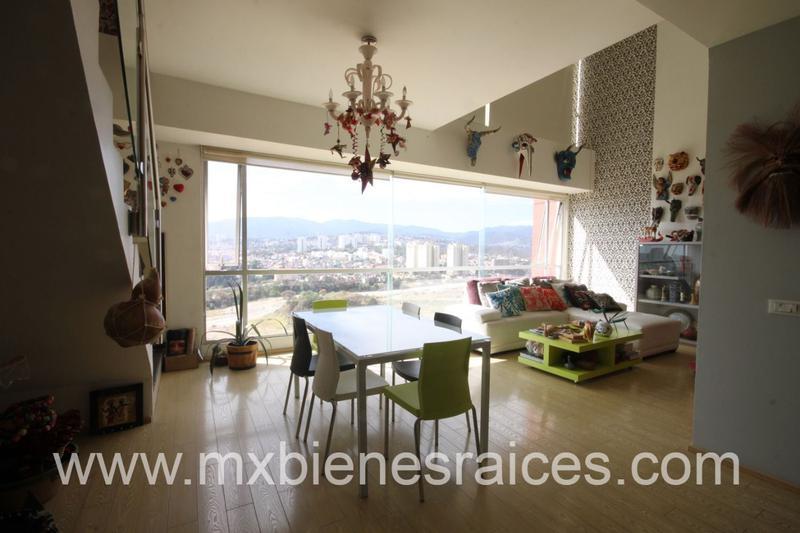 Foto Departamento en Renta en  Jesús del Monte,  Huixquilucan  Loft de dos pisos Aquario