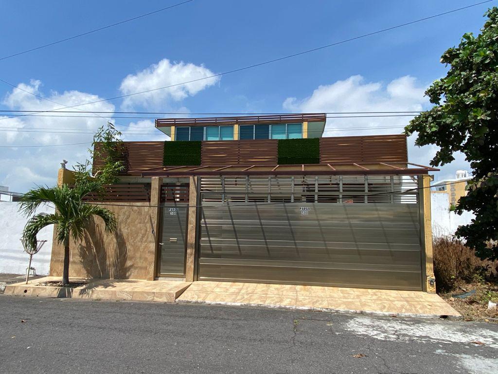 Foto Casa en Renta en  Fraccionamiento Costa de Oro,  Boca del Río  COSTA DE ORO, Casa en RENTA AMUEBLADA con 3 recámaras en PLANTA BAJA, cuarto de servicio y sala de TV