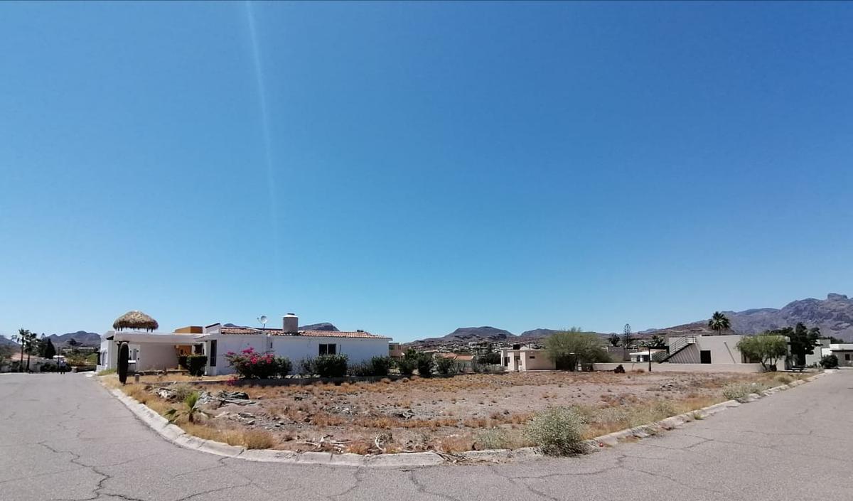 Foto Terreno en Venta en  Country Club,  Guaymas  TERRENO EN VENTA EN SAN CARLOS DE 614 M2