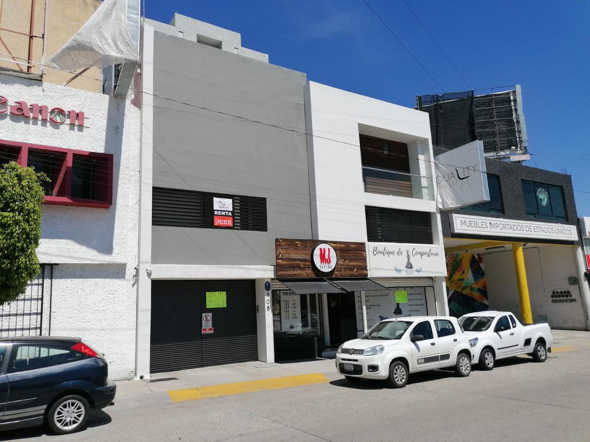 Foto Oficina en Renta en  Lomas del Campestre,  León  Oficina en renta en zona de Plaza Mayor en primer piso, dos privados, estacionamiento,  excelente ubicación!!!