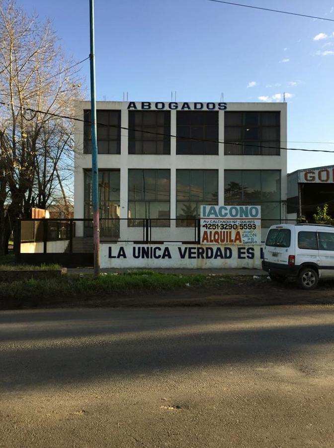 Foto Local en Alquiler en  Quilmes Oeste,  Quilmes  Camino General Belgrano Nº 1049 casi esquina Lamadrid (Av.  Tomas Flores)