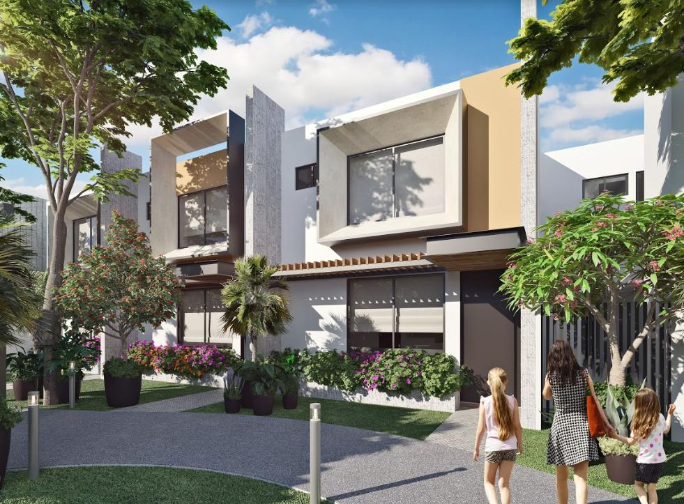 Foto Casa en Venta en  Pueblo Temozon Norte,  Mérida  Casa venta en Merida, Temozon norte Modelo Duna, entrega inmediata
