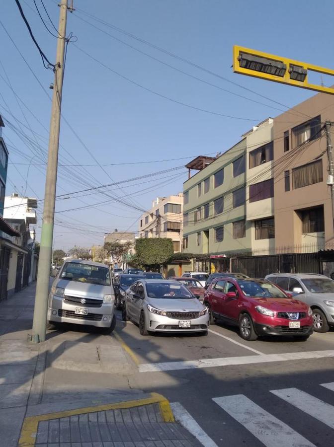 Foto Terreno en Venta en  San Borja,  Lima  Stravinsky