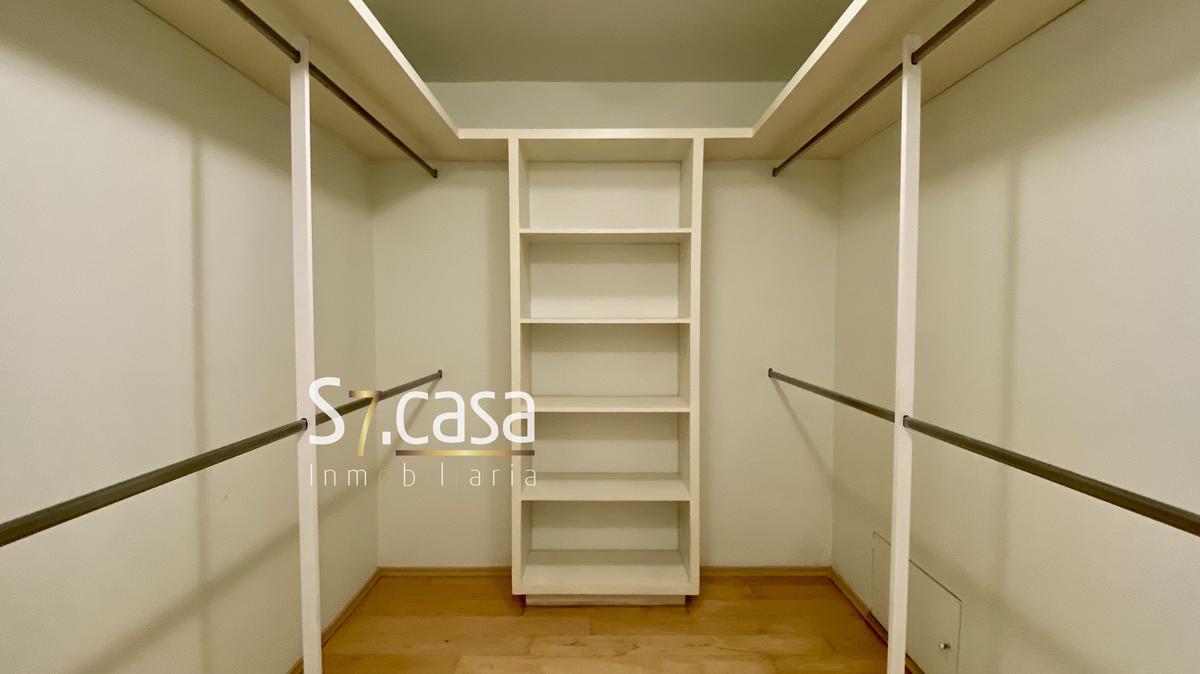 Foto Departamento en Renta en  Polanco,  Miguel Hidalgo  Departamento en Renta Polanco con balcon 3R/4B/2E
