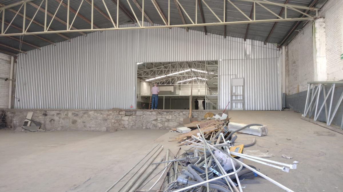 Foto Bodega Industrial en Renta en  Puebla ,  Puebla  SE RENTA BODEGA CERCA DE BOULEVARD VALSEQUILLO Y PERIFERICO
