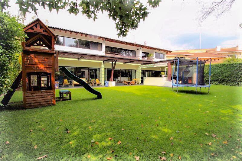 Foto Casa en Venta en  Club de Golf los Encinos,  Lerma                   Cedros 2, Club de Golf los Encinos, Lerma, Mex.,moderna  casa en venta