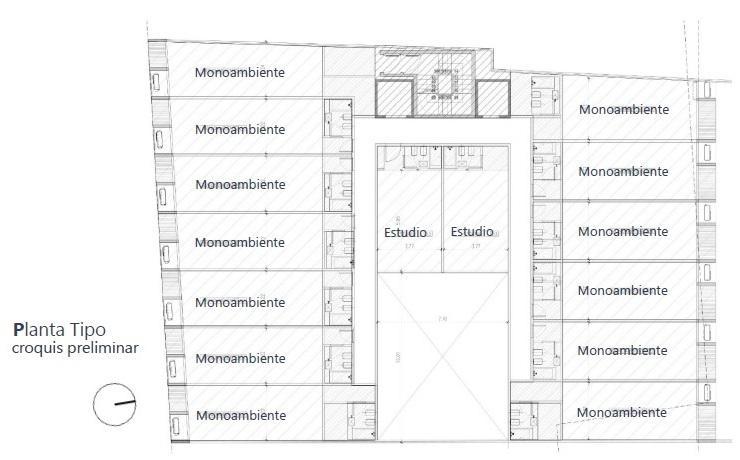 Foto Departamento en Venta en  Balvanera ,  Capital Federal  Moreno 2900 - Unidad 215