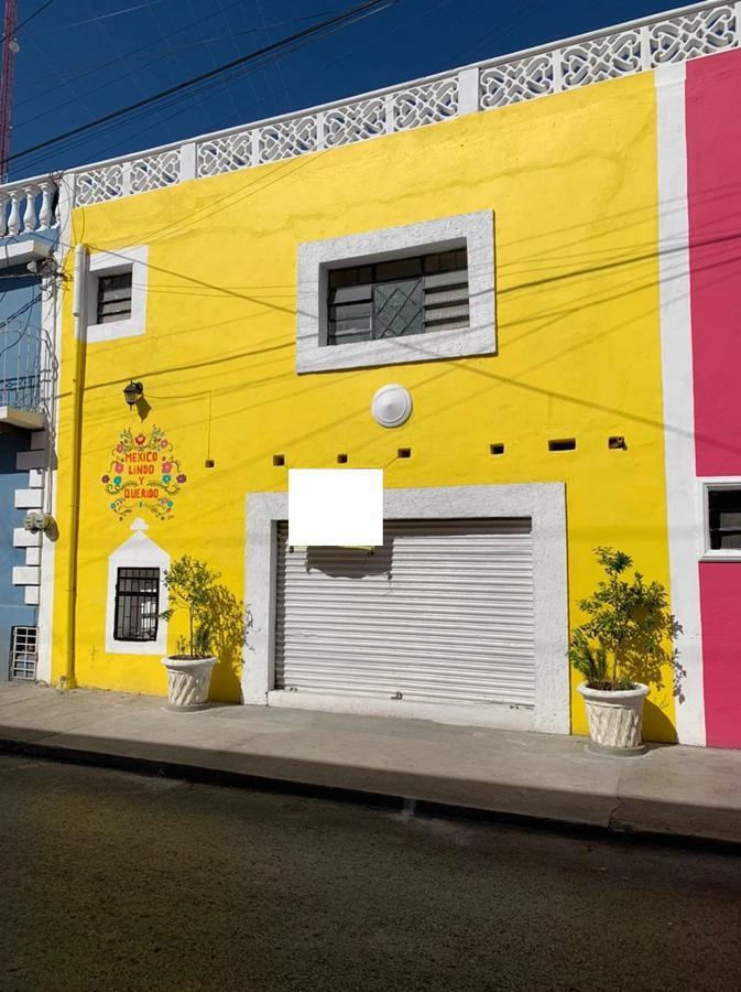 Foto Casa en Renta en  Mérida Centro,  Mérida  CASONA AMARILLA