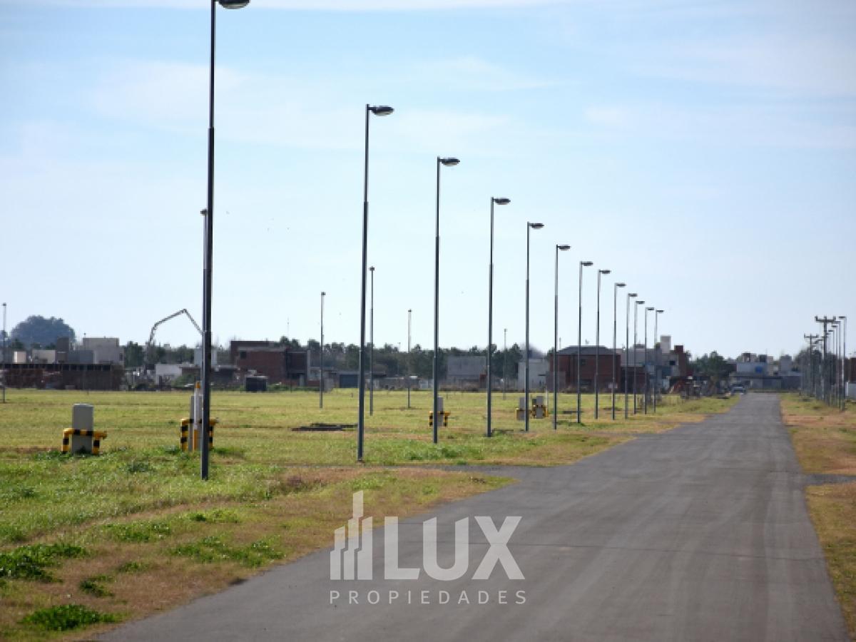 Lotes terreno desde 550 m2 hasta 700 m2 barrio abierto Don Mateo Funes