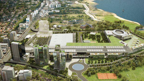 Foto Departamento en Alquiler en  Libertador al Río,  Vicente López  Juan Carlos Cruz 100 piso 8
