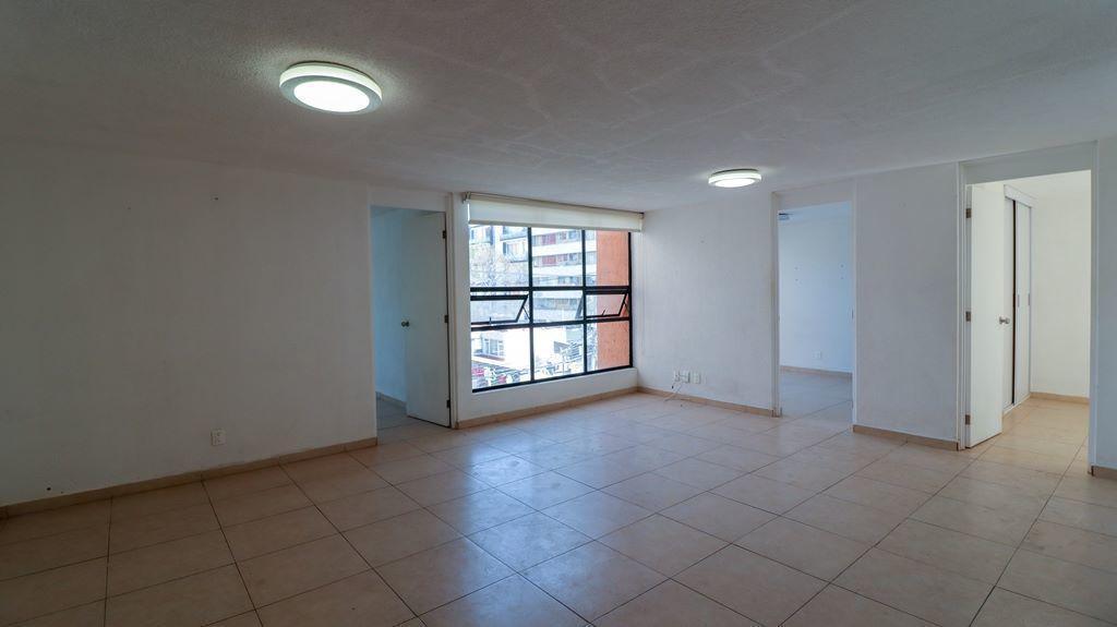 Foto Departamento en Renta en  Del Valle,  Benito Juárez  Parroquia, Del Valle