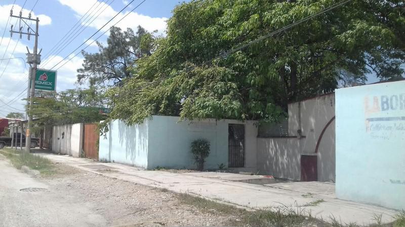 Foto Terreno en Venta en  Manuel Estación Centro,  González  CTV1675-285 Av. Insurgentes Terreno lona 249