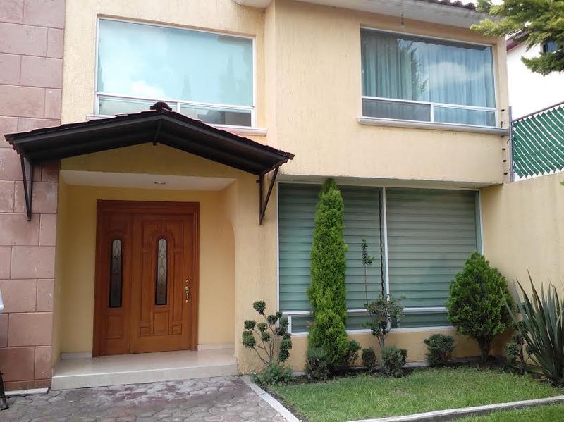 Foto Casa en condominio en Venta en  Casa Blanca,  Metepec  Col.Casa Blanca Metepec.