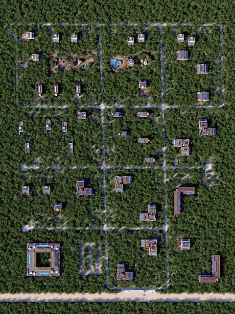 Foto Terreno en Venta en  Tulum ,  Quintana Roo  Terreno residencial - amenidades de lujo a 15 min del Centro de TULUM