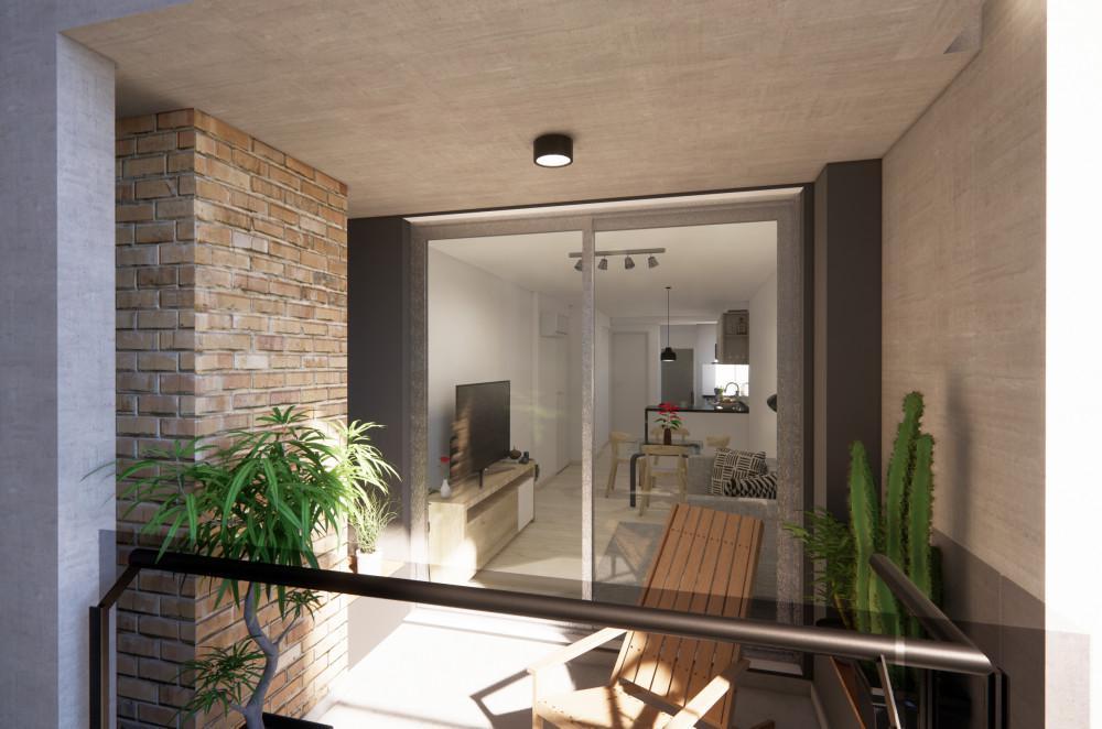 Foto Departamento en Venta en  Rosario,  Rosario  1 dormitorio -  Calidad - Barrio Martin - 3 de Febrero 122 06-01