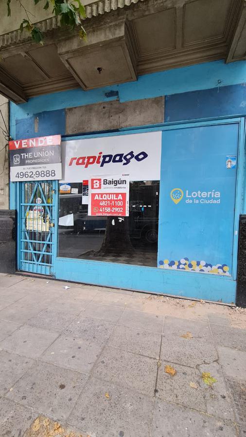 Foto Local en Alquiler en  Recoleta ,  Capital Federal  Av. Las Heras al 2200