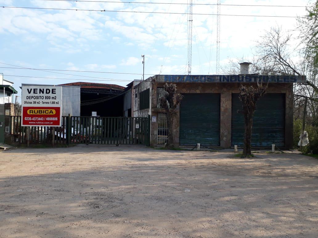 Foto Depósito en Venta en  Pilar ,  G.B.A. Zona Norte  Ruta Nacional N 8 y Richieri -Pilar