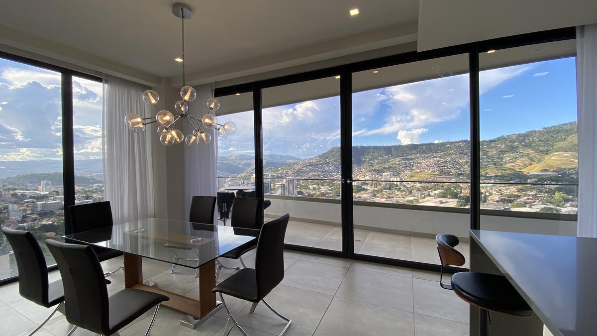 Foto Departamento en Renta en  La Cumbre,  Tegucigalpa  Apartamento Amueblado de 3 Hab, La Cumbre, Tegucigalpa