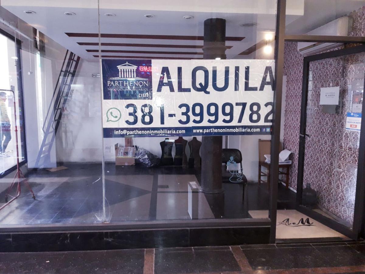 Foto Local en Alquiler en  Centro,  San Miguel De Tucumán  san martin y maipu