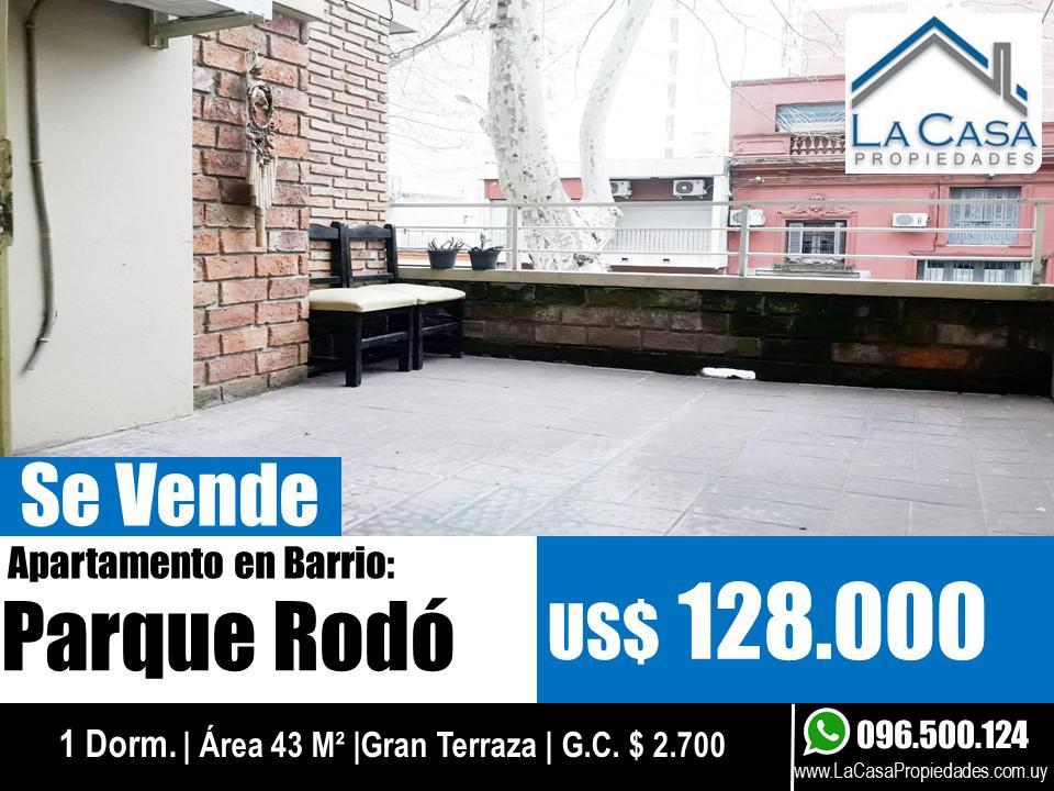 Foto Apartamento en Venta en  Parque Rodó ,  Montevideo  Joaquìn de Salterain  1100