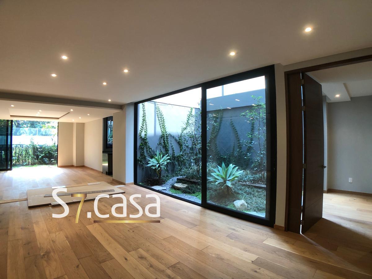 Foto Departamento en Venta en  Polanco,  Miguel Hidalgo  Departamento Garden House 102 en venta, Musset Polanco, amplias Terrazas, para estrenar.