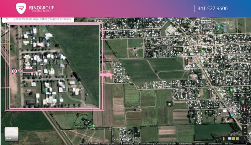 Foto Terreno en Venta en  Pueblo Esther ,  Santa Fe  Pueblo Esther