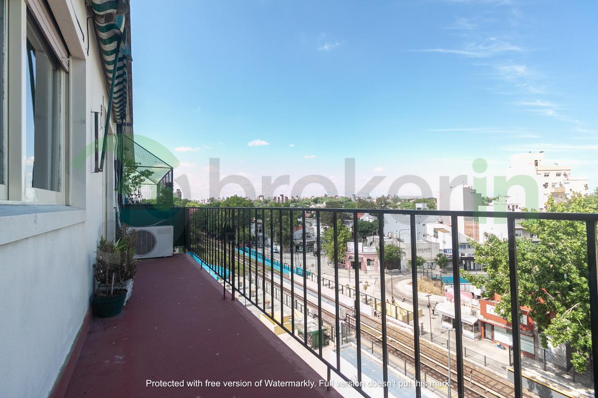 Foto Departamento en Venta |  en  Saavedra ,  Capital Federal  Plaza al 3900