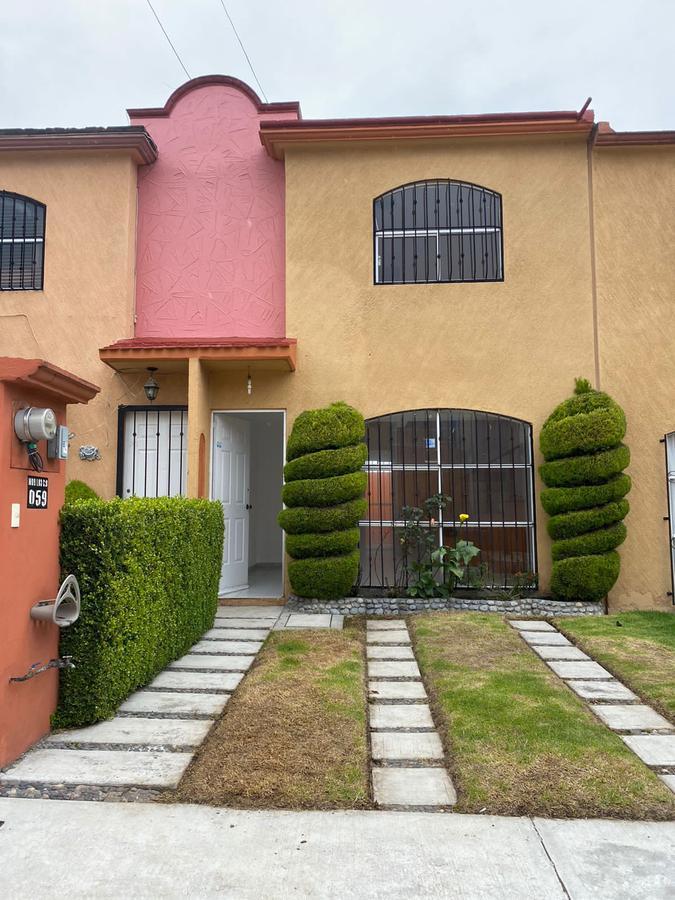Foto Casa en condominio en Venta en  Toluca ,  Edo. de México  Venta de Casa en Paseos del Valle 3  Toluca