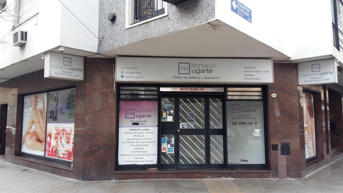 Foto Local en Alquiler en  Belgrano ,  Capital Federal  vuelta de obligado al 2600