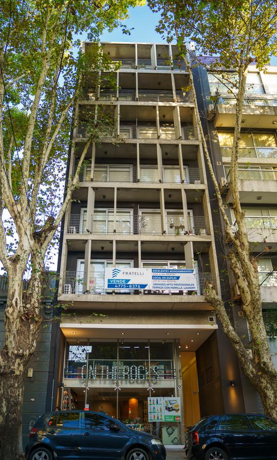 Foto Departamento en Venta en  Palermo Hollywood,  Palermo  Fitz Roy al 2100