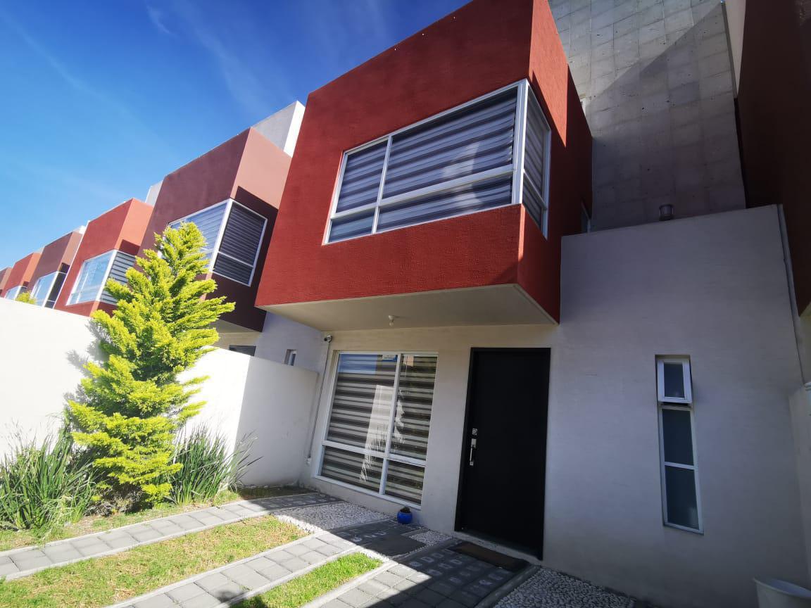 Foto Casa en condominio en Venta en  Toluca ,  Edo. de México  Fiumicino Villas Toscana III