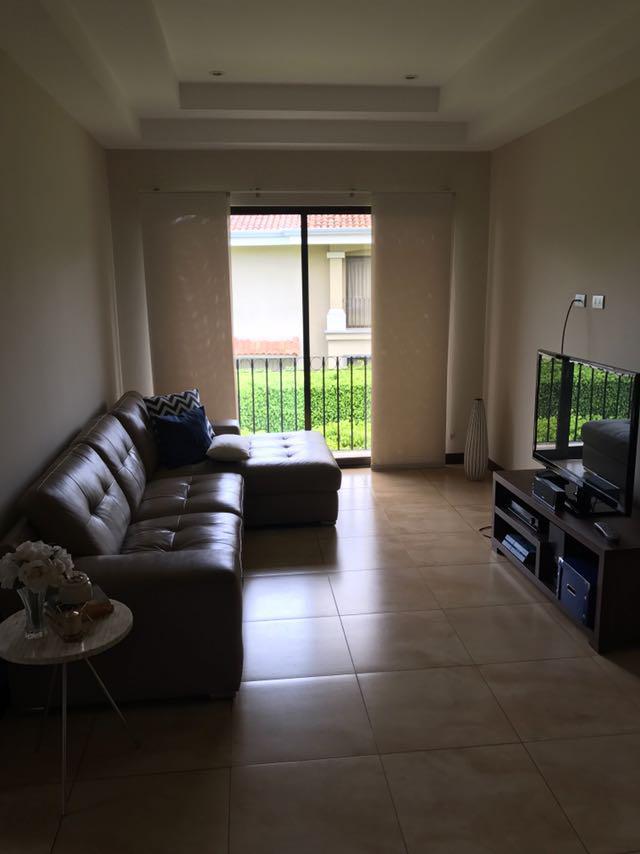 Foto Casa en condominio en Venta en  Pozos,  Santa Ana  Pozos de Santa Ana/ Esquinera/ Amenidades/ 3 habitaciones/ Familiar